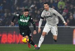Nhận định, soi kèo Sassuolo vs Juventus, 01h45 ngày 13/05