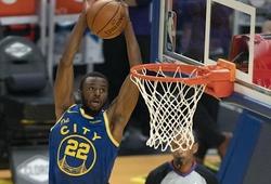 Wiggins thế vai Curry, Golden State Warriors quật ngã Phoenix Suns