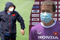 To Văn Vũ tiết lộ lý do thầy Park bất ngờ đổi lịch tập của tuyển Việt Nam