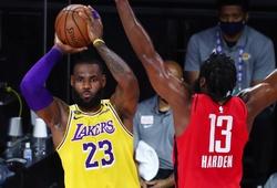 Nhận định NBA: Houston Rockets vs Los Angeles Lakers (Ngày 13/5 9h30)
