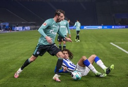 Video Highlight Schalke 04 vs Hertha Berlin, bóng đá Đức nay 13/5