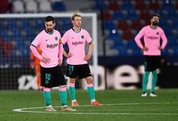 Barca sẽ mất bao nhiêu tiền nếu không vô địch La Liga?