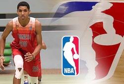 Tài năng cao 2m03 của Indonesia gia nhập học viện bóng rổ NBA
