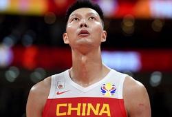 Yi Jianlian trở lại ĐT Trung Quốc sau 9 tháng đứt gân Achilles, tìm vé Olympic.