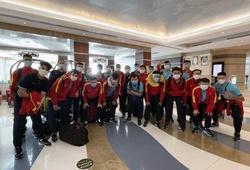 Tuyển Việt Nam đã đến UAE, sẵn sàng chinh phục giấc mơ World Cup