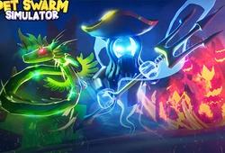 Code Pet Swarm Simulator 2021: Chi tiết cách nhận và nhập code Roblox
