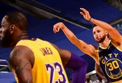 Kết quả NBA ngày 17/5: Warriors và Lakers tạo nên cặp Play-in trong mơ