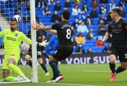 Video Highlight Brighton vs Man City, bóng đá Anh hôm nay 19/5