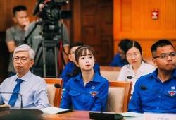 """Châu Tuyết Vân: """"Tôi muốn lan toả tinh thần thể thao đến mọi người"""""""