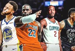 """10 tay ghi điểm xuất sắc nhất mùa 2020-21: Khi những """"thánh gánh team"""" lên tiếng"""