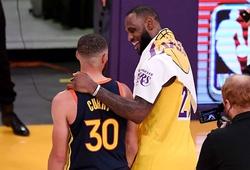 Nhìn cú ném của LeBron sáng nay, Stephen Curry hồi tưởng ký ức buồn từ NBA Finals 2016