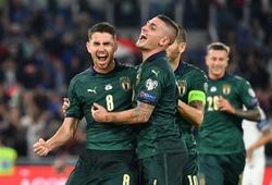 Đội tuyển Italia: Thành tích tốt nhất trên đường tới Euro 2021
