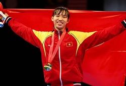 Trương Thị Kim Tuyền giành vé thứ 8 dự Olympic Tokyo cho thể thao Việt Nam
