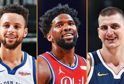 NBA Awards 2021: Stephen Curry đối đầu Jokic và Embiid cho danh hiệu MVP