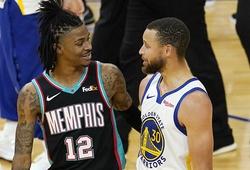 Nhận định NBA Play-in: Memphis Grizzlies vs Golden State Warriors (Ngày 22/5 8h00)