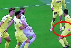 Tranh cãi Real Madrid mất oan phạt đền khi bóng chạm tay đối thủ