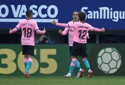 Video Highlight Eibar vs Barca, bóng đá Tây Ban Nha hôm nay 22/5
