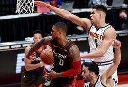 Nhận định NBA Playoffs: Denver Nuggets vs Portland Trail Blazers (ngày 23/5, 09h30)