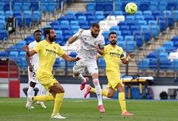 Video Highlight Real Madrid vs Villarreal, bóng đá Tây Ban Nha hôm nay 22/5