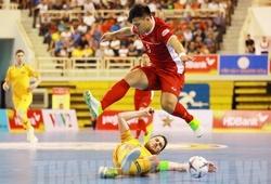 Lịch thi đấu bóng đá hôm nay 23/5: Futsal Việt Nam vs Lebanon