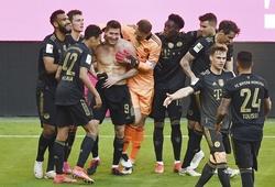 Lewandowski đoạt Chiếc giày vàng sau khi phá kỷ lục 49 năm