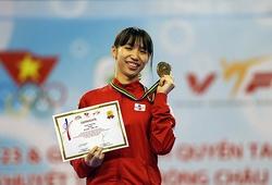 """Võ sĩ Olympic Kim Tuyền có bộ sưu tập huy chương """"khủng"""" thế nào?"""