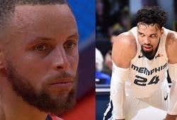 """""""Bắn hạ"""" Curry và Warriors trong hiệp phụ, Memphis Grizzlies hiên ngang bước vào Playoffs 2021"""