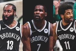 """Khóa chặt thành công Tatum, Brooklyn Nets thị uy sức mạnh cùng """"big-3"""" khủng"""