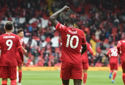 Mane giúp Liverpool vào Top 4 sau khi sánh ngang Van Persie