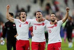 Đội hình tuyển Thổ Nhĩ Kỳ 2021: Danh sách, số áo cầu thủ dự EURO 2020