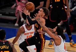 Biến đối thủ thành chú hề, Trae Young tung cú Floater kết liễu Knicks