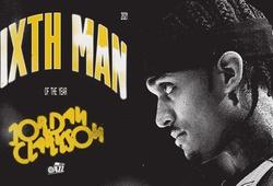 Jordan Clarkson, tuyển thủ Philippines trở thành NBA Sixth Man of the Year