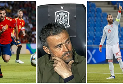 Tuyển Tây Ban Nha mạnh tay gạt bỏ ảnh hưởng của Real sau 3 năm