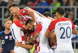 Đội tuyển Croatia: Thành tích tốt nhất trên đường tới Euro 2021