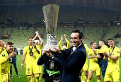 HLV Unai Emery trở thành ông vua Europa League đáng ngưỡng mộ