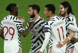 Đội hình ra sân MU vs Villarreal: Maguire vắng mặt