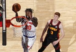Nhận định NBA Playoffs 2021: Atlanta Hawks vs New York Knicks (Ngày 27/5 6h30)