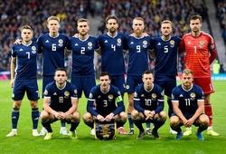 Đội hình tuyển Scotland 2021: Danh sách, số áo cầu thủ dự EURO 2020