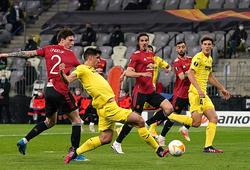 MU lại ôm hận vì lỗi phòng ngự của Lindelof trước Villarreal