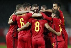 Đội tuyển Bỉ: Thành tích tốt nhất trên đường tới Euro 2021