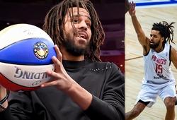 Rapper J Cole nói lời chia tay với bóng rổ, rời khỏi đội bóng châu Phi trước thời hạn
