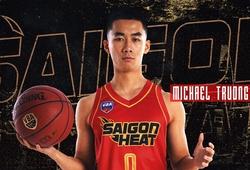 Michael Trương, người thay thế Christian Juzang tại Saigon Heat là ai?