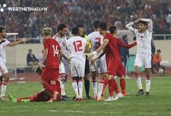 """FIFA """"cảnh báo"""" ĐT Việt Nam dè chừng sức mạnh của UAE"""