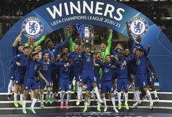Danh sách đội vô địch Cúp C1/Champions League châu Âu qua các năm