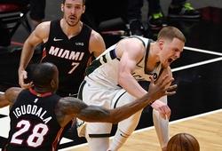 Đang thăng hoa, Milwaukee Bucks nhận tin dữ khi trụ cột nghỉ hết vòng Playoffs