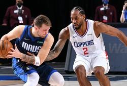 Nhận định NBA Playoffs 2021: Los Angeles Clippers vs Dallas Mavericks (Ngày 31/5 8h30)