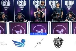 SBTC Tốc Chiến giành chức vô địch Icon Series SEA Mùa Hè 2021