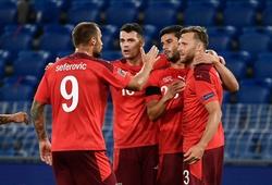 Đội tuyển Thụy Sỹ: Thành tích tốt nhất trên đường tới Euro 2021