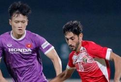 Video ĐT Việt Nam vs Jordan: Không ghi bàn, thầy trò HLV Park Hang Seo vẫn có kết quả hòa