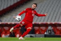 Đội tuyển Thổ Nhĩ Kỳ: Thành tích tốt nhất trên đường tới Euro 2021